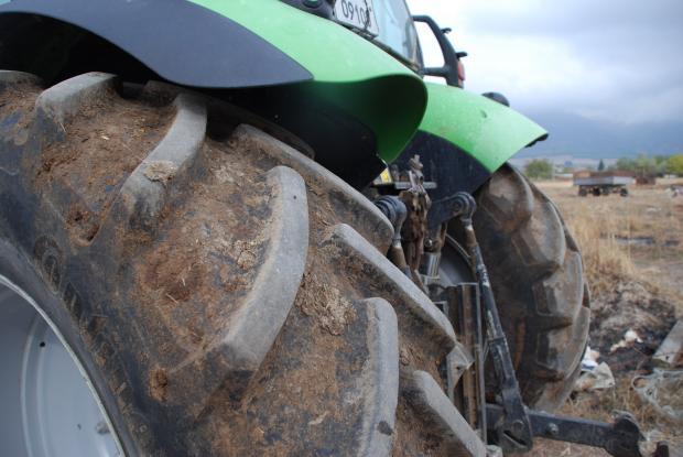 Милиони трактори се продават всяка година в света