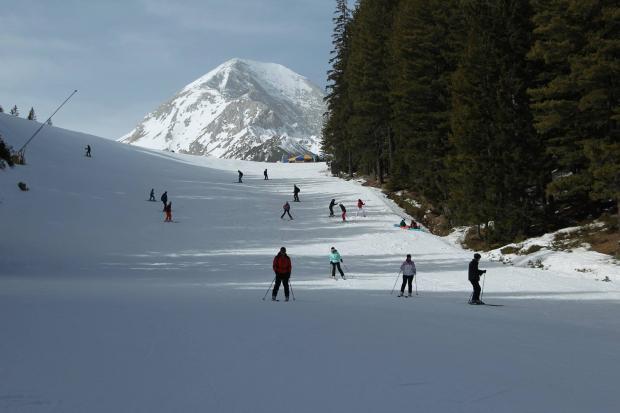 На 11 януари се организира шествие в подкрепа на ски туризма