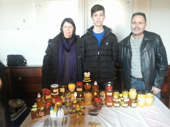 Пчеларите в Шумен за 13-и път отбелязаха празника на меда, виното и любовта