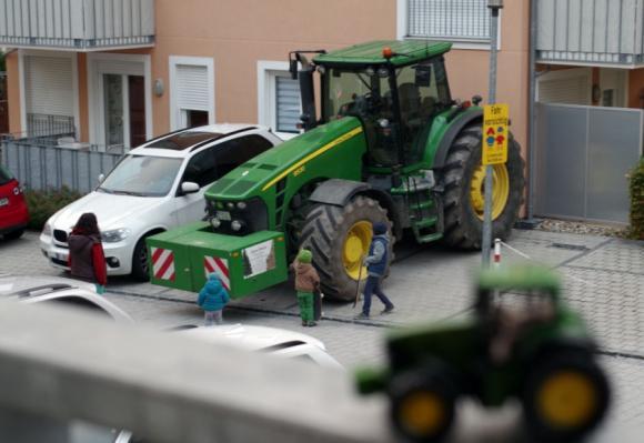 Регламент на ЕС вдига цените на новите трактори