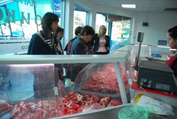 Производството на месо в Германия през миналата година е намаляло с 2 на сто