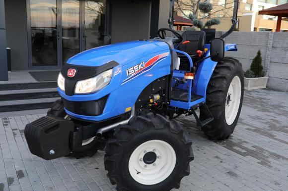 Нови модели трактори на ISEKI ще бъдат представени на Агра 2018