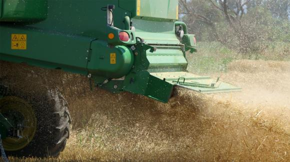 На борсата се продаде фуражна пшеница в чували с включена доставка за 450 лева за тон