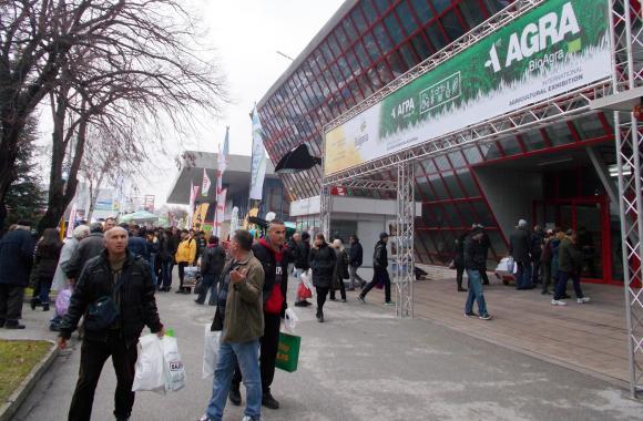 Над 47 000 посетители разгледаха тазгодишната АГРА