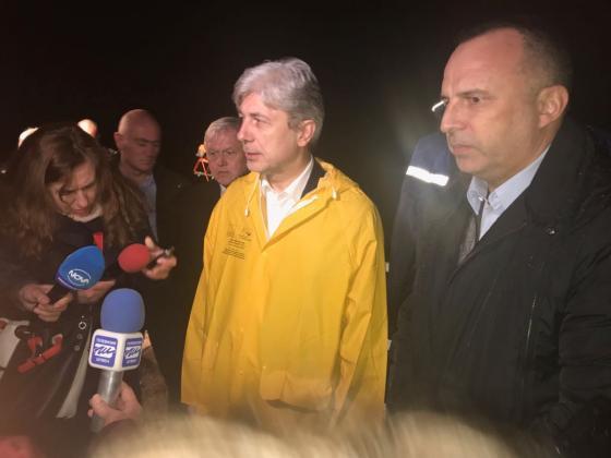 """Няма опасност от преливане в следствие на контролираното изпускане на язовир """"Тича"""""""