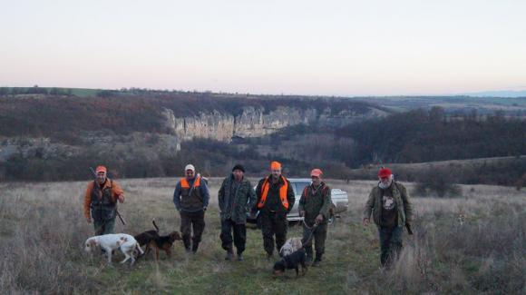 Курс за нови ловци през 2018