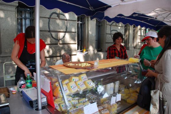 На 21 март с фермерски пазар в София ще се отбележи настъпването на пролетта