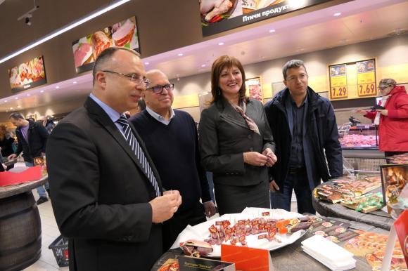 В ход е кампания за популяризиране на традиционните храни във веригите