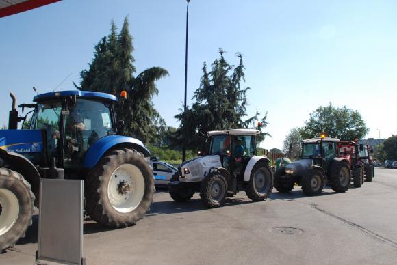 Зърнопроизводителите насрочват протест на 3 април заради закона за горивата