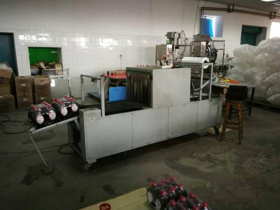 Разкриха нелегален цех за алкохол с 22 хиляди литра в Пловдивско