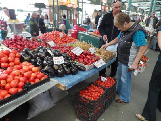 Зеленчуковият пазар в Сливен минава под шапката на икономическото министерство