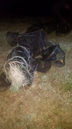 Извадиха 100 коша за раци от язовир Батак