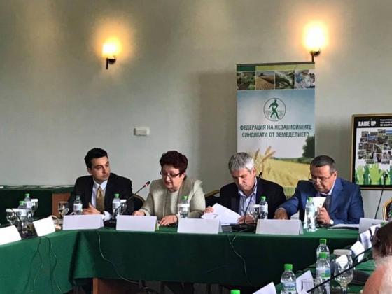 Европейски опит може да премахне сивият сектор на пазара на труда в земеделието
