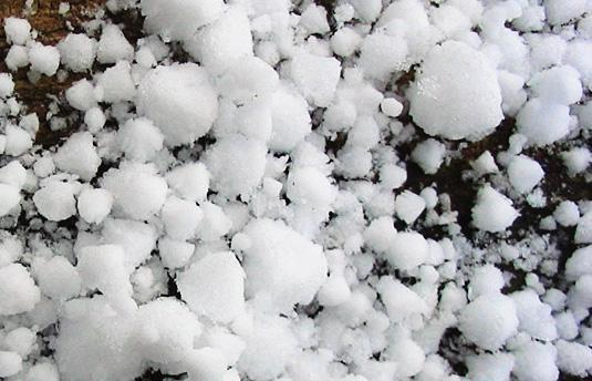 Буря с градушка доведе до бедствено положение в Бяла Слатина