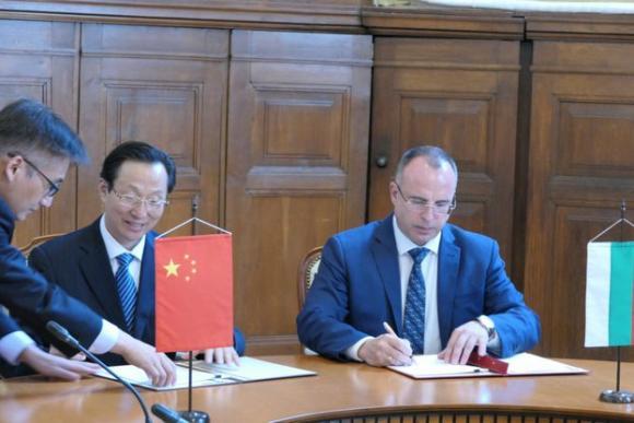 Порожанов поиска ускоряване на процедурите за износ на селскостопански стоки към Китай