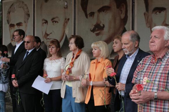 Анастасия Мозер: Стамболийски е политик от голяма величина