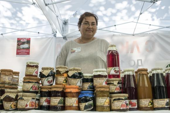 Западна Стара планина гостува на фермерския фестивал в София