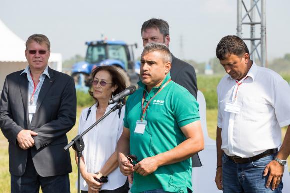 При тази трудна за земеделците година Систива® постигна отлични резултати