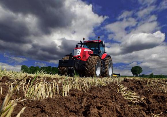 Изборът на Argo Tractors за устойчиво прецизно земеделие е Topcon Agriculture
