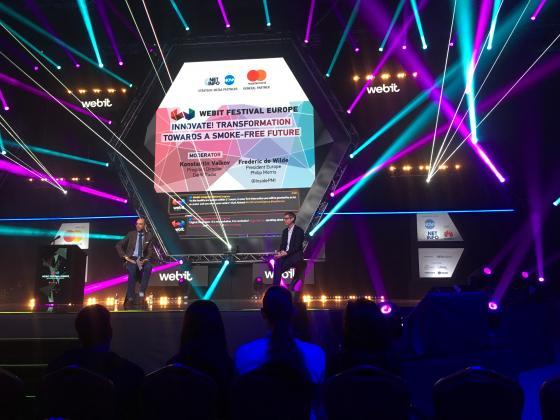 Филип Морис е инвестирал 4,5 млрд. долара в нови технологии