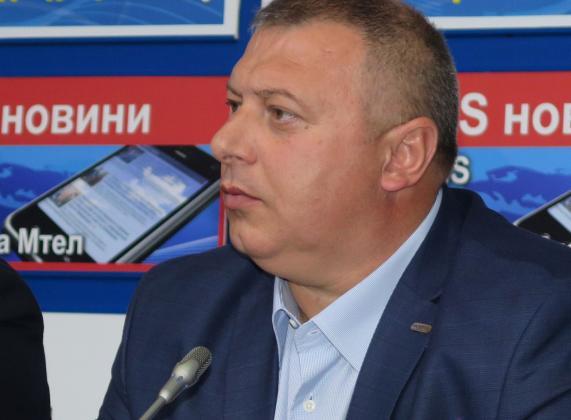 Костадин Костадинов: Очакваме 25-процентен спад в реколтата