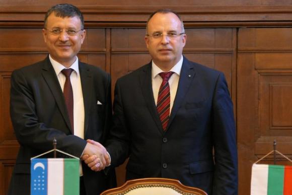 България и Узбекистан ще си сътрудничат в земеделието и обучението на аграрни специалисти