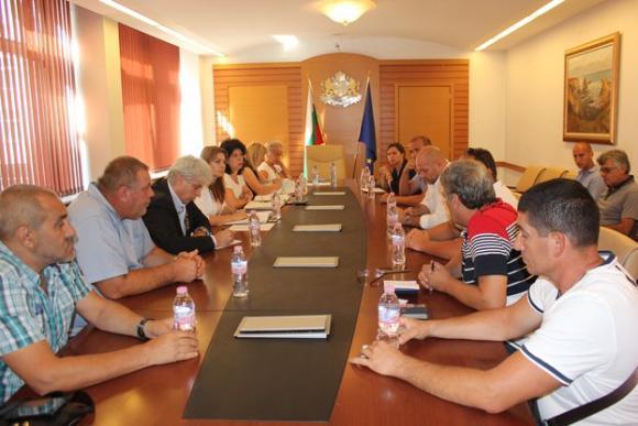 Зам.-министър Кръстева се срещна с представители на животновъдни асоциации