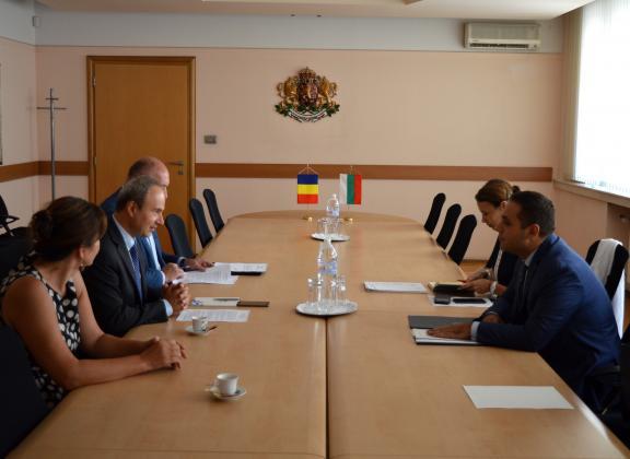 През есента се планира бизнес форум с Румъния