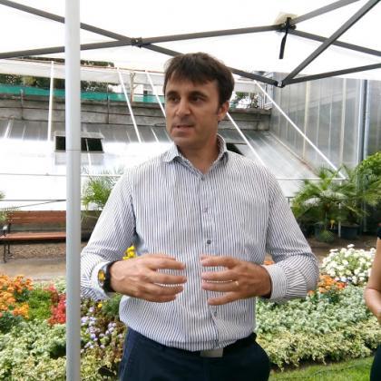 """Габор Равицки: """"Байер"""" излиза от лабораториите за пряка комуникация с фермерите"""