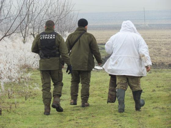 Горски служители предотвратиха незаконен лов