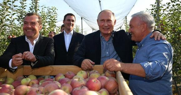 Русия направи пробив в производството и износа на селскостопанска продукция за световния пазар