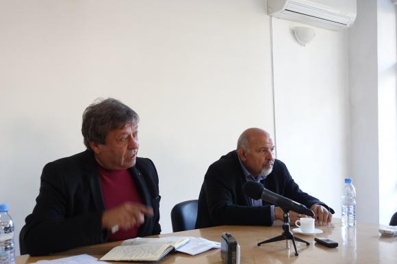 Горските и бизнесът от Благоевградско разискват новите нормативи за дърводобива