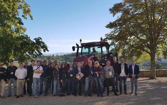 Тест-драйв за Трактор на годината 2019 в Тоскана