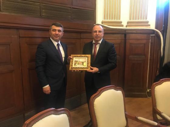 Активизира се търговията в агросектора с Азербайджан