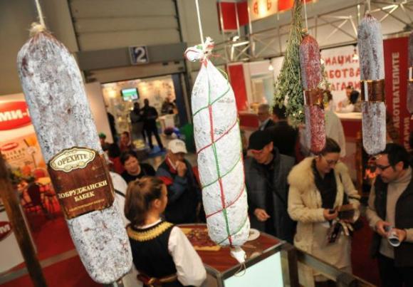 Четвърт век производителите на храни канят посетители на изложения в София