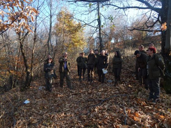 Семинар за стопанисване на кестеновите гори се проведе в Благоевград