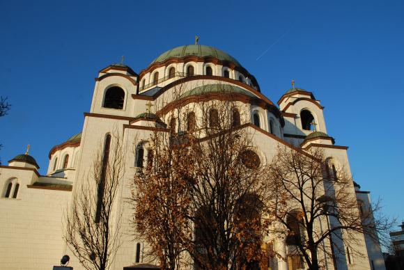 Свети Сава e съградил Хилендарския манастир