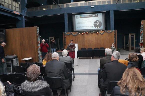 """Институтът """"Никола Пушкаров"""" отбеляза своя празник в Световния ден на почвата"""