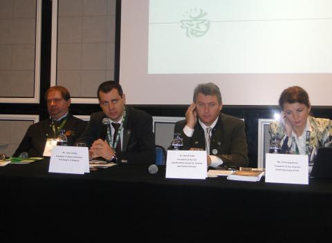 Шефът на българските ловци Васил Василев оглавява международен съвет по лова