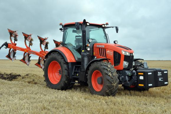 Kubota прави смесено предприятие с индийски производител на трактори