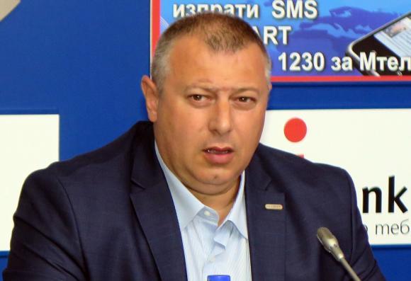 Костадинов: За фермерите е важно да имат свой евродепутат