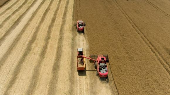 Открадната в Германия земеделска техника е открита в Полша