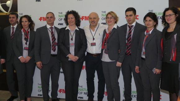 ФМС навлиза на пазара за растителната защита през 2019 г. със сериозни амбиции и намерения