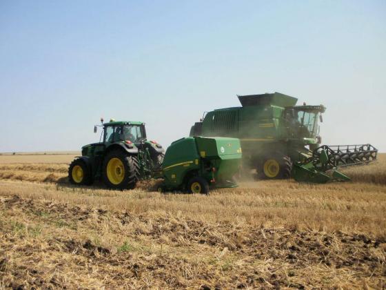 Продажбите на трактори в САЩ нараснаха с почти 5 на сто през януари