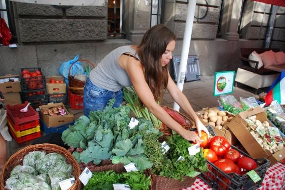 Редовното издание на Фермерския фестивал в София е на 27 март