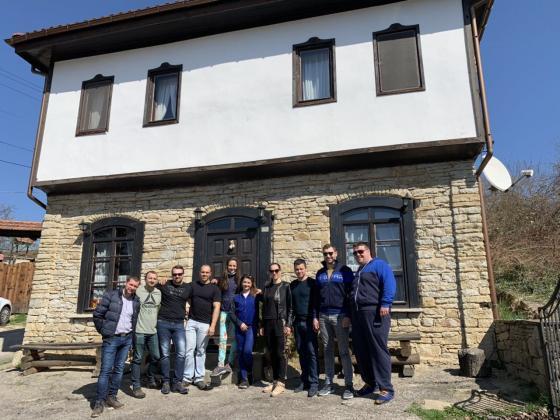 Асоциацията на младите фермери с опознавателна среща в Габрово