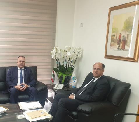 България търси пазарите на Ливан за възстановяване на износа