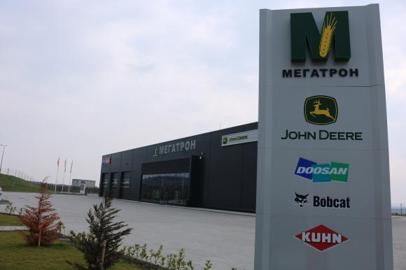 В Българово се открива 11-то представителство на Мегатрон в страната