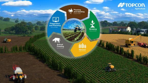 Оптиком въвежда нови стандарти в прецизното земеделие с японския лидер TOPCON