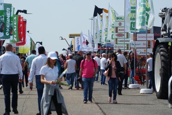 Тази година БАТА АГРО ще се опита да зарадва посетители и клиенти с по-добра организация